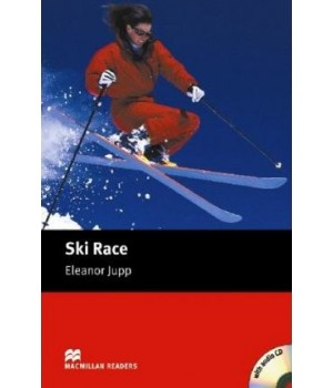 Книга для читання Macmillan Reader Starter Ski Race with Audio CD