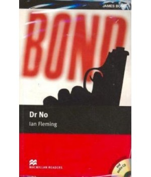 Книга для чтения Macmillan Reader Intermediate Dr No with Audio CD