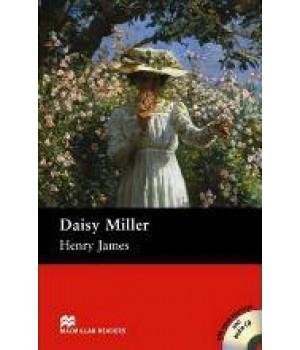 Книга для читання Macmillan Reader Pre-Intermediate Daisy Miller with Audio CD