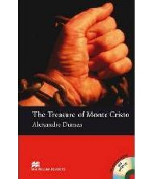 Книга для читання Macmillan Reader Pre-Intermediate Treasure of Monte Cristo, The with Audio CD