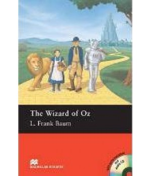 Книга для читання Macmillan Reader Pre-Intermediate Wizard of Oz, The with Audio CD