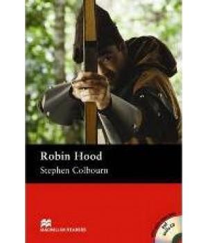 Книга для читання Macmillan Reader Pre-Intermediate Robin Hood with Audio CD
