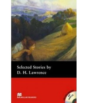 Книга для читання Macmillan Reader Pre-Intermediate Select Short Stories by D H Lawrence with Audio CD