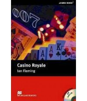 Книга для читання Macmillan Reader Pre-Intermediate Casino Royale with Audio CD