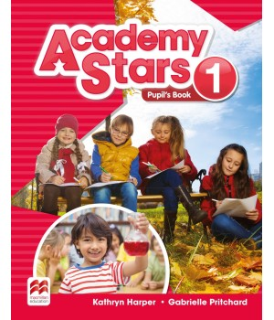Підручник Academy Stars 1 Pupil's Book Pack