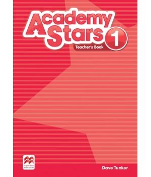 Книга для вчителя Academy Stars 1 Teacher's Book Pack
