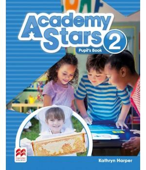 Учебник Academy Stars 2 Pupil's Book Pack