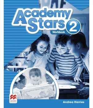 Рабочая тетрадь Academy Stars 2 Workbook