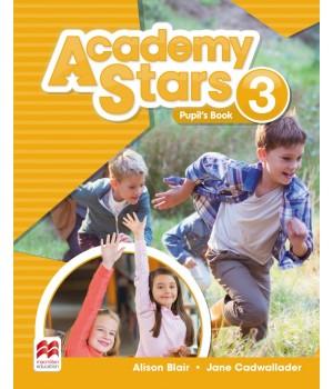 Підручник Academy Stars 3 Pupil's Book Pack