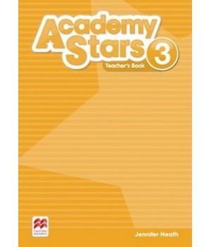 Книга для вчителя Academy Stars 3 Teacher's Book Pack