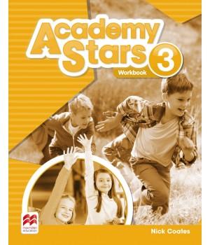Робочий зошит Academy Stars 3 Workbook