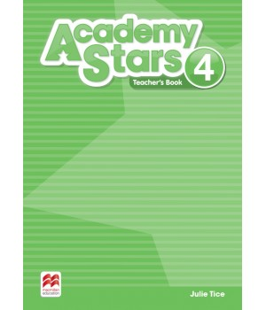 Книга для вчителя Academy Stars 4 Teacher's Book Pack