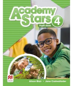 Підручник Academy Stars 4 Pupil's Book Pack