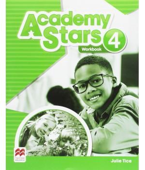 Робочий зошит Academy Stars 4 Workbook