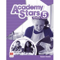 Рабочая тетрадь Academy Stars 5 Workbook