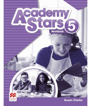 Робочий зошит Academy Stars 5 Workbook