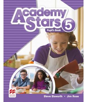 Підручник Academy Stars 5 Pupil's Book Pack