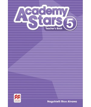 Книга для вчителя Academy Stars 5 Teacher's Book Pack