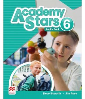 Підручник Academy Stars 6 Pupil's Book Pack