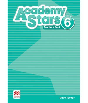 Книга для вчителя Academy Stars 6 Teacher's Book Pack