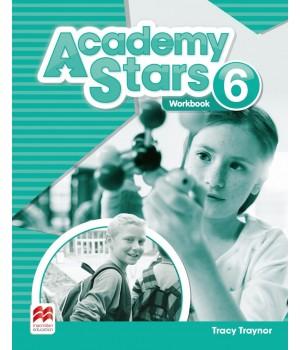 Робочий зошит Academy Stars 6 Workbook