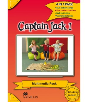 Диск Captain Jack 1 DVD-ROM