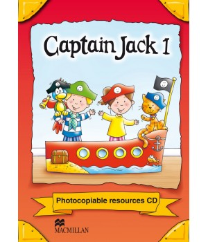 Диск Captain Jack 1 Photocopiables CD-ROM
