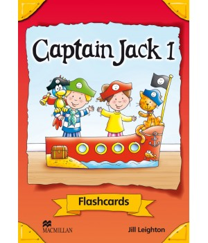 Картки Captain Jack 1 Flashcards