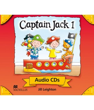 Диски Captain Jack 1 Class Audio CDs (3)