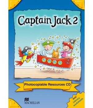 Диск Captain Jack 2 Photocopiables CD-ROM