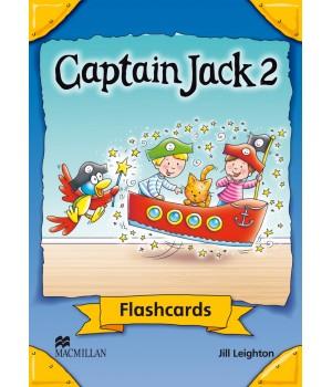 Картки Captain Jack 2 Flashcards