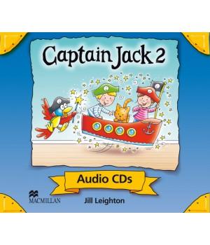 Диски Captain Jack 2 Class Audio CDs (3)