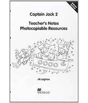 Книга для вчителя Captain Jack 2 Teacher's Notes