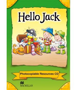 Диск Hello Jack Photocopiables CD-ROM