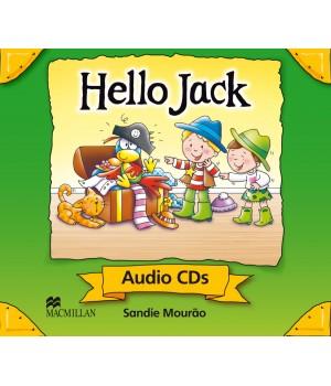 Диски Hello Jack Class Audio CDs (3)