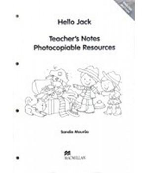 Книга для учителя Hello Jack Teacher's Notes