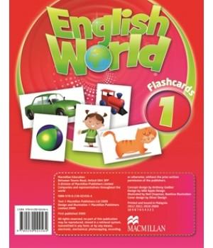 Картки English World 1 Flashcards
