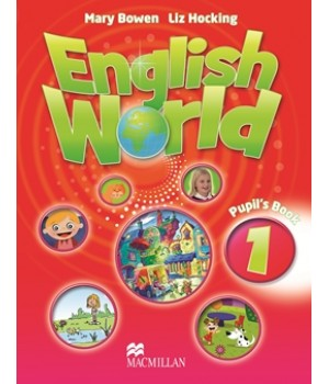 Підручник English World 1 Pupil's Book with eBook