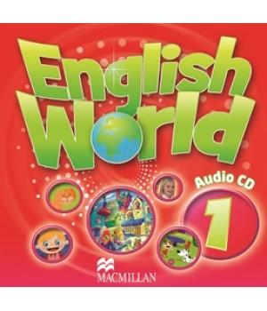 English World 1 Class Audio CD
