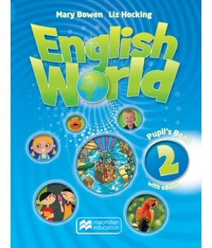 English World 2 Pupil's Book with eBook
