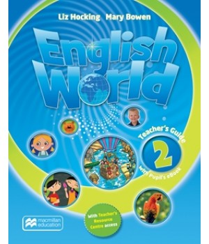 Книга для вчителя English World 2 Teacher's Book & eBook Pack