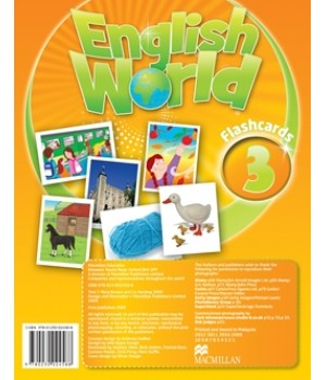 Картки English World 3 Flashcards