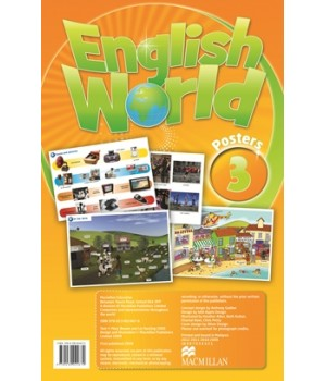Плакати English World 3 Posters