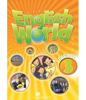 Диск English World 3 DVD-ROM