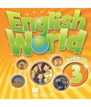 Диски English World 3 Class Audio CD