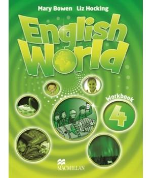 Робочий зошит English World 4 Workbook