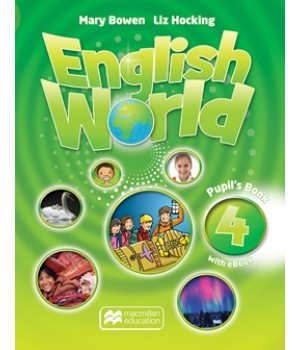 Підручник English World 4 Pupil's Book with eBook