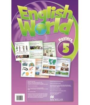 Плакати English World 5 Posters