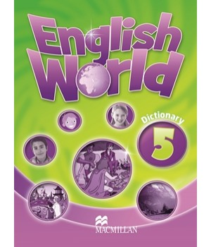 Словник English World 5 Dictionary
