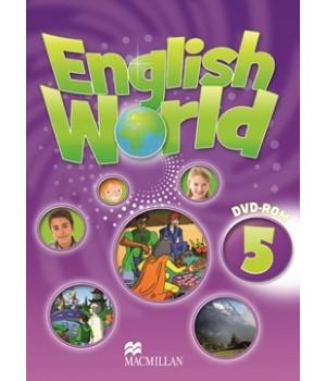Диск English World 5 DVD-ROM